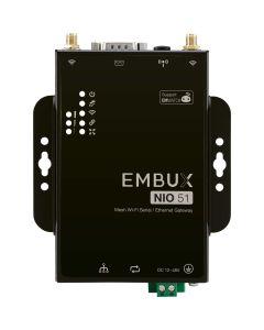 NIO 51: Industrielles Gateway-Modul