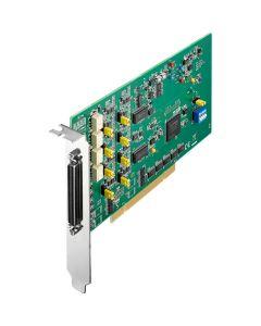 PCI-1723-BE: PCI-Karte mit 8 Analogausgangs- und 16-Digital-I/O-Kanälen