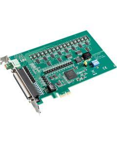 PCIE-1750U: 32-kanälige PCI-Express-Karte