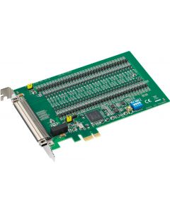 PCIE-1752-AE Isolierte 64-Kanal-PCI-Express-Karte mit Digitalausgang 1