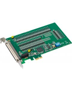 PCIE-1756-Serie: Isolierte 64-Kanal-PCI-Express-Karten mit digitalen I/O 1