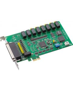 PCIE-1760-AE Universelle Relais- und isolierte PCI-Express-Karte mit Digitaleingang