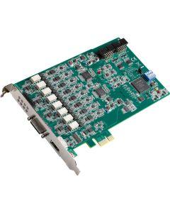 PCIE-1803: hoch akkurates PCI-Express-Modul zur Datenerfassung mit 8 Kanälen