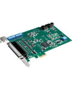 PCIE-1805: analoge Input-PCIE-Karte mit hoher Auflösung