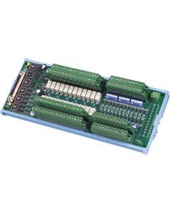 PCLD-8761-AE Isoliertes D/I-Board mit 24 Relais und 24 Kanälen