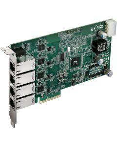 PE-2000-Serie: Gigabit Netzwerkkarten mit PoE