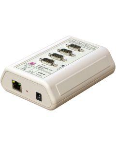 PI-4-232-DB9 4-Port Ethernet-zu-Seriell-Umsetzer