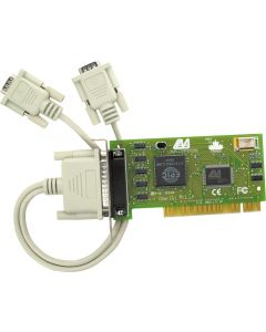 PI-DSERIAL-PCI/LP 2-Port RS-232 Low Profile PCI-Karte