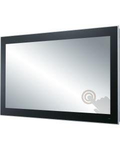 "PPC-324W-PN4: lüfterloser Panel-PC mit 23,8""-Widescreen"