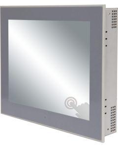 PT-S958LX-DC6000 Lüfterloser 12.1 Zoll Panel-PC