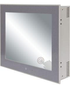 PT-S959LX-DC6000 Lüfterloser 12.1 Zoll Panel-PC