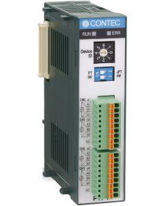 PTI-4(FIT)GY Eingangsmodul der F&eIT-Serie für Pt100-Temperatursensoren