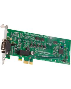 PX-376 LP 1-Port RS-422/485 PCIe Karte bis 1MBaud