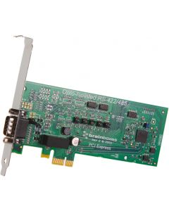 PX-387 Serielle Karte PCIe 1xRS422/485 1MBaud Opto Isolated
