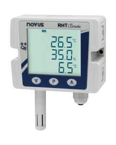 RHT Climate-Serie: Messumformer für Temperatur und Luftfeuchtigkeit