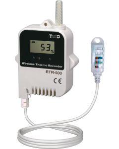 RTR-503 Robuster Funk-Datenlogger mit externem Sensor