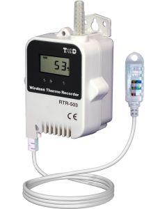 RTR-503L Robuster Funk-Datenlogger mit externem Sensor