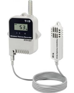 RTR-507 Robuster Funkdaten-Logger für Temperatur und Feuchte mit Hochpräzisionssensor