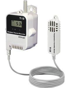 RTR-507L Robuster Funkdaten-Logger für Temperatur und Feuchte mit Hochpräzisionssensor