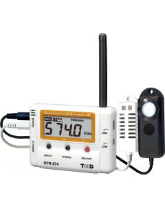 RTR-574 Robuster Funk-Datenlogger mit USB- und RS-232-Schnittstelle