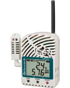 RTR-576 Robuster Funk-Datenlogger für CO2, Temperatur und Feuchte