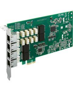 SE-1000-Serie: Erweiterungskarte mit PoE+ oder LAN-Bypass-Technologie