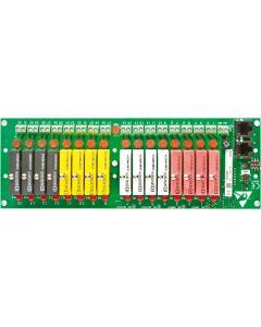 SLX101 Trägerplatine für 16 Digitalein-/Ausgänge