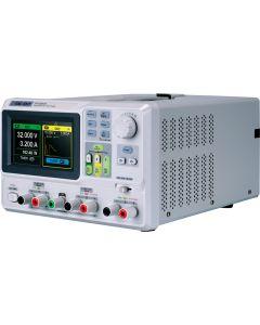 SPD3303X Programmierbares 3-fach-Netzteil, Auflösung 1 mV