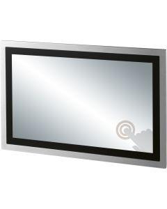 Titan-AL-Serie: Panel-PC im Edelstahlgehäuse, Schutzart IP69K