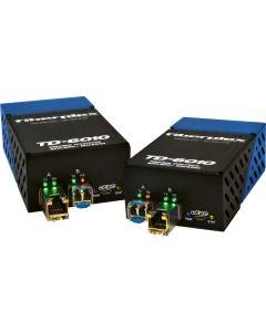 TKIT-ETH-Serie: Ethernet-zu-Glasfaser-Umwandlungskit