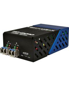 TKIT-MODE-Serie: Faseroptische Pro-AV Extender- oder Converter-Kits