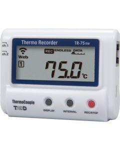 TR-75nw Datenlogger für Temperatur- und Feuchtigkeitsmessung