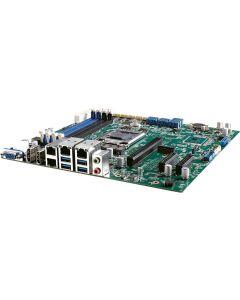 UMBC-1100: Motherboard mit 9. Gen. Intel Xeon/Core i7/i5/i3 Prozessor