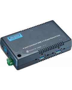 USB-4630-AE Isolierter 4-Port-Super-Speed-3.0-Hub