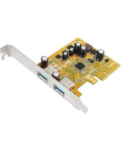 USB-2300-Serie: USB 3.1 Superspeed-Dual-Anschlüsse 1
