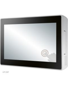 UTC-300-Serie: lüfterlose All-in-One Touch-Computer mit LCD