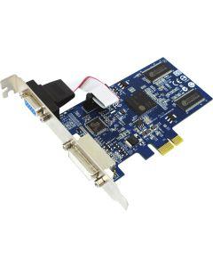 VGA0400-Serie: Energiesparende Grafik-Controller