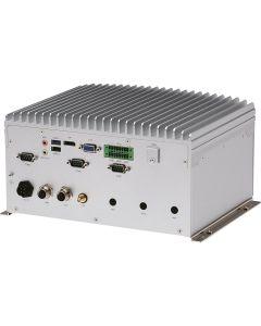 VTC 7220-R-Serie: lüfterloser Rechner zum Einsatz in Schienenfahrzeugen