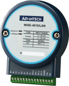 WISE-4010/LAN Ethernet E/A Modul