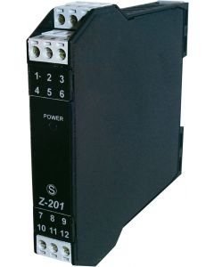Z201 VAC/VDC Konverter Versorgungsspannung