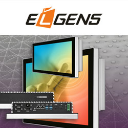 Elgens Panel-PC P-cap-2X-Serie