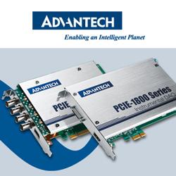Signalerfassungskarten PCIe-1802 & PCIe-1840 von Advantech bei PLUG-IN Electronic mit beachtlicher Auflösung und Geschwindigkeit