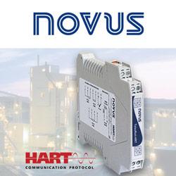TxIsoRail-HRT: HART-zertifizierter Temperatur-Transmitter