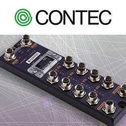CONPROSYS IO-Link Master Modul CPSL-08P1EN von CONTEC