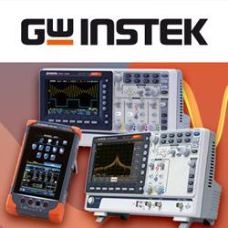 Mixed-Domain-, tragbare und Digital-Oszilloskope von GW Instek