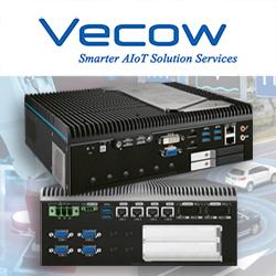Kompakte Edge-AI-Computing-Systeme mit 10th Gen Intel Xeon/Core-Plattform und NVIDIA CUDA Core für höchste Performance – die Serien ECX-2400/2300 PEG und ECX-2200/2100 PEG