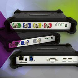 WiFi-Oszilloskope von TiePie: hochgenaues Messergebniss dank galvanischer Isolierung