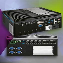 AI-Computing-Systeme mit 10th Gen Core-/Xeon-Prozessor für Edge-Computing-Anwendungen: Flexible Optionen für CPUs und GPU-Karten mit den ECX-2400/2200 PEG-Serien von Vecow bei PLUG-IN Electronic