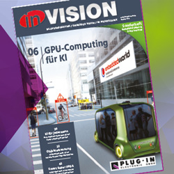 inVISION Ausgabe 2/2019: GPU-Computing für KI
