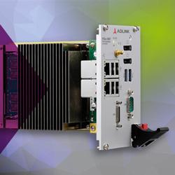 PXIe-3987: leistungsstarke und kompakte FA-Computer